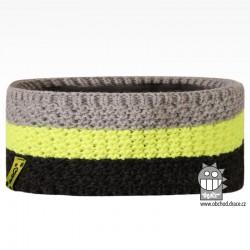 Čelenka pletená Rigi - vzor 04
