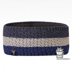 Čelenka pletená Rigi - vzor 10