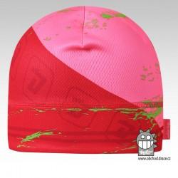 Bruno - vzor 097 - čepice na jaro / podzim - DOPRODEJ