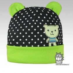 Clever  dětská čepice - vzor 15