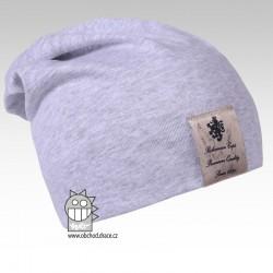 Klasické bavlněné čepice