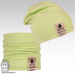 Pastels double set - vzor 04 - zelenkavá
