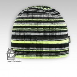 Čepice pletená Ráďa - vzor 08