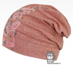 Bavlněná čepice Polo - vzor 13