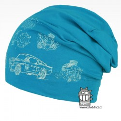 Bavlněná čepice Polo - vzor 14