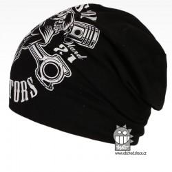 Bavlněná čepice Polo - vzor 16