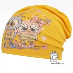 Bavlněná čepice Polo - vzor 01