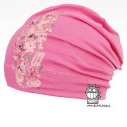 Bavlněná čepice Polo - vzor 03