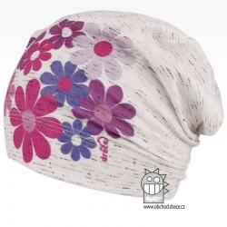Bavlněná čepice Polo - vzor 19