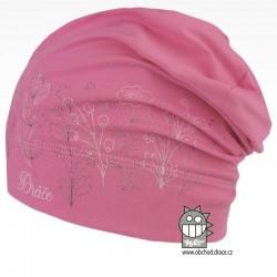 Bavlněná čepice Polo - vzor 20