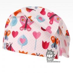 Funkční lehoučký šátek Sofie na jaro a léto - vzor 16