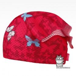 Funkční lehoučký šátek Sofie na jaro a léto - vzor 19