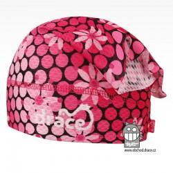 Funkční lehoučký šátek Sofie na jaro a léto - vzor 20