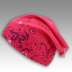 Funkční lehoučký šátek Sofie na jaro a léto - vzor 02