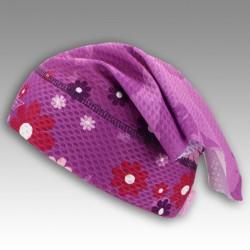 Funkční lehoučký šátek Sofie na jaro a léto - vzor 03