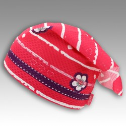 Funkční lehoučký šátek Sofie na jaro a léto - vzor 06