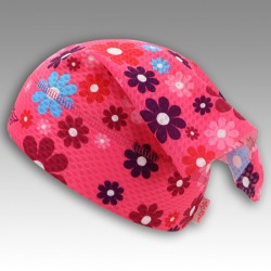 Funkční lehoučký šátek Sofie na jaro a léto - vzor 08