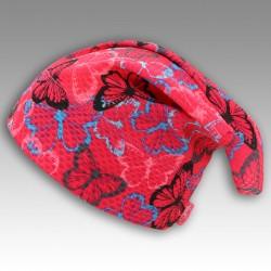 Funkční lehoučký šátek Sofie na jaro a léto - vzor 11