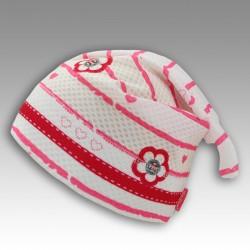 Funkční lehoučký šátek Sofie na jaro a léto - vzor 13