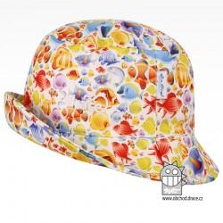 Funkční vzdušný letní klobouk Florida - vzor 06