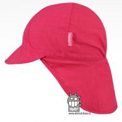 Kšiltovka Sahara - vzor 27 růžová beruška