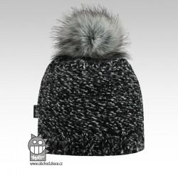 Čepice pletená Nikol - vzor 05