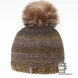 Čepice pletená Olivia - vzor 11