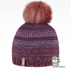 Čepice pletená Olivia - vzor 12