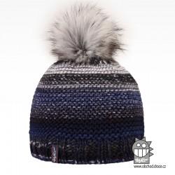 Čepice pletená Olivia - vzor 13