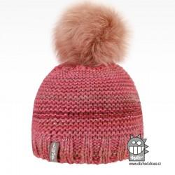 Čepice pletená Olivia - vzor 15