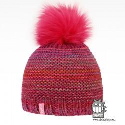 Čepice pletená Olivia - vzor 19