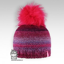 Čepice pletená Olivia - vzor 01