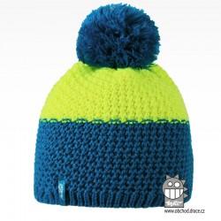 Čepice pletená Swiss - vzor 01