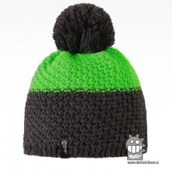 Čepice pletená Swiss - vzor 04