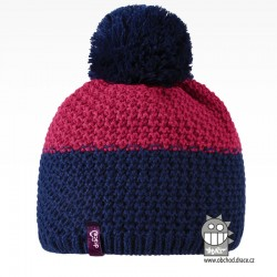 Čepice pletená Swiss - vzor 06