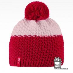 Čepice pletená Swiss - vzor 08