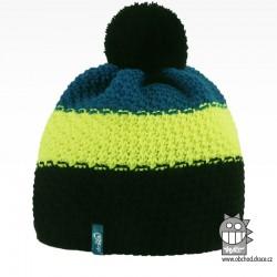 Čepice pletená Swiss - vzor 09