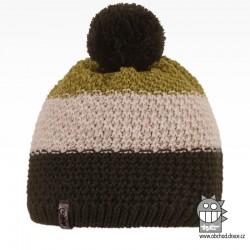 Čepice pletená Swiss - vzor 10