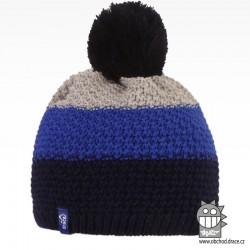 Čepice pletená Swiss - vzor 11
