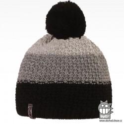 Čepice pletená Swiss - vzor 12