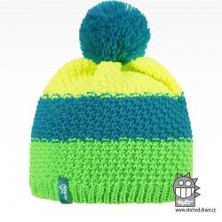 Čepice pletená Swiss - vzor 14
