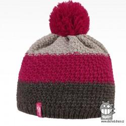 Čepice pletená Swiss - vzor 15