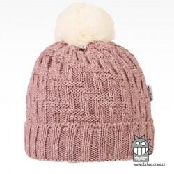 Čepice pletená Berti - vzor 01