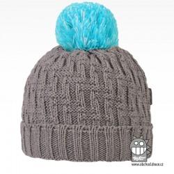 Čepice pletená Berti - vzor 02