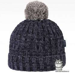 Čepice pletená Berti - vzor 05