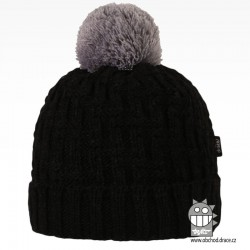 Čepice pletená Berti - vzor 06