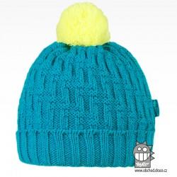 Čepice pletená Berti - vzor 08