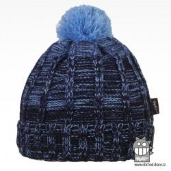 Čepice pletená Berti - vzor 09