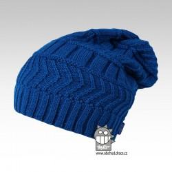Čepice pletená charm - vzor 01