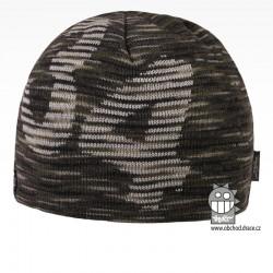 Čepice pletená Classic - vzor 02